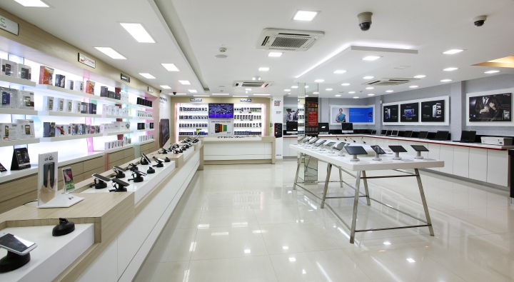 019 Channel Flagship Interior Store In Bangalore Custom