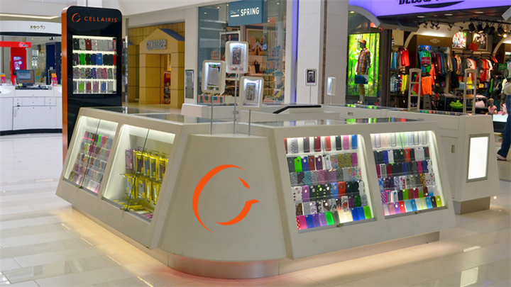 025 Cellairis Cell Phone Accessories Kiosk - Custom Mobile Cell