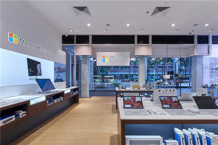 Electronic Store Design Custom Mobile Cell Phone Shop Interior Design