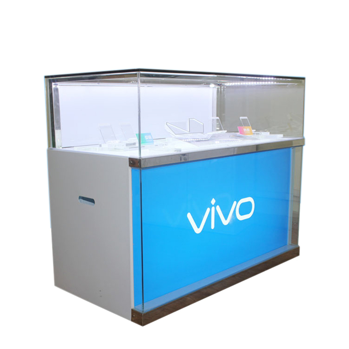 Vivo Cell Phone Cabinet Custom Mobile Cell Phone Shop